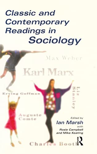9781138836617: Classic and Contemporary Readings in Sociology