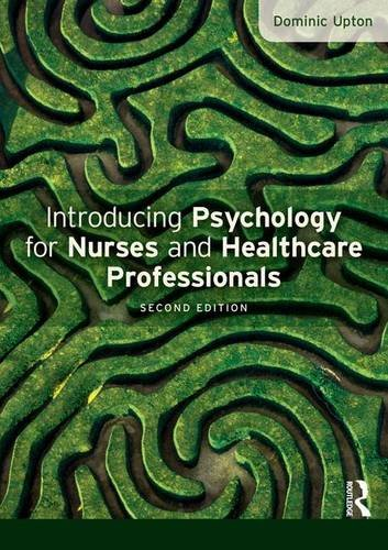 9781138836662: Introducing Psychology for Nurses and Healthcare Professionals