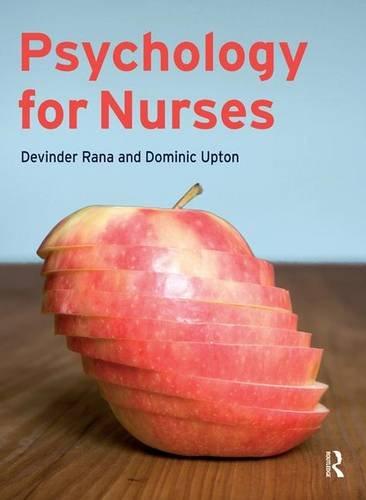9781138836747: Psychology for Nurses