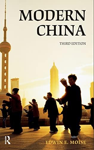 9781138836785: Modern China