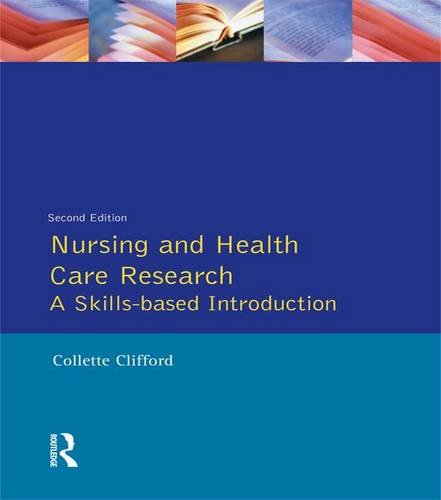 9781138837355: Nursing and Health Care Research