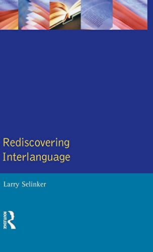 9781138837478: Rediscovering Interlanguage (Applied Linguistics and Language Study)
