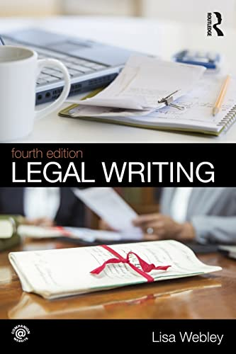 9781138840683: Legal Writing