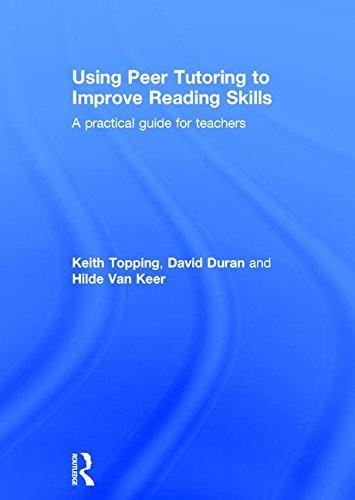 9781138843288: Using Peer Tutoring to Improve Reading Skills: A practical guide for teachers