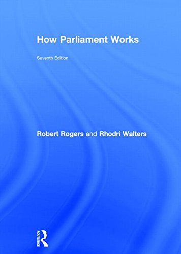 9781138843776: How Parliament Works