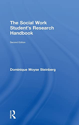9781138844094: The Social Work Student's Research Handbook
