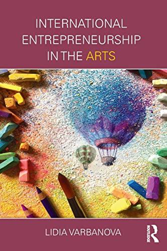 9781138844353: International Entrepreneurship in the Arts