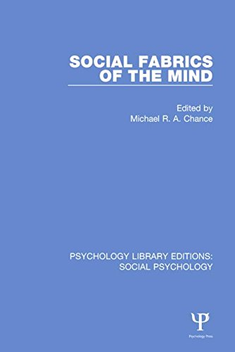 9781138845251: Social Fabrics of the Mind (Psychology Library Editions: Social Psychology) (Volume 7)