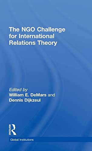 9781138845299: The NGO Challenge for International Relations Theory