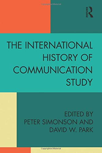 International History of Communication Study
