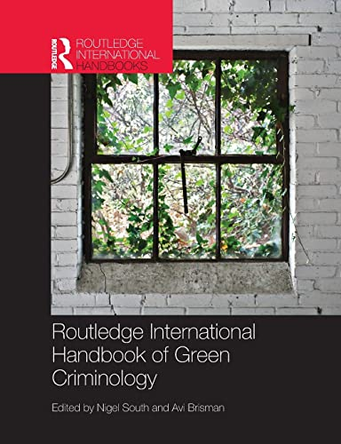 9781138846692: Routledge International Handbook of Green Criminology (Routledge International Handbooks)