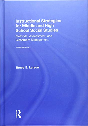 9781138846777 Instructional Strategies For Middle And High School