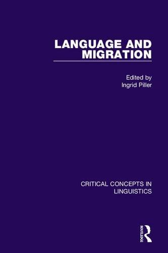 Language and Migration (Hardcover)