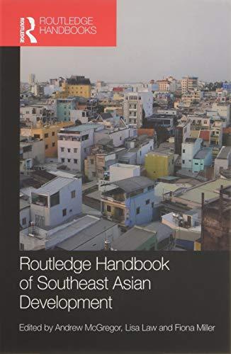9781138848535: Routledge Handbook of Southeast Asian Development