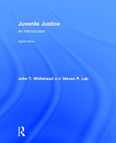 9781138849006: Juvenile Justice: An Introduction