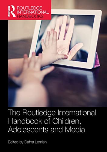 9781138849136: The Routledge International Handbook of Children, Adolescents and Media