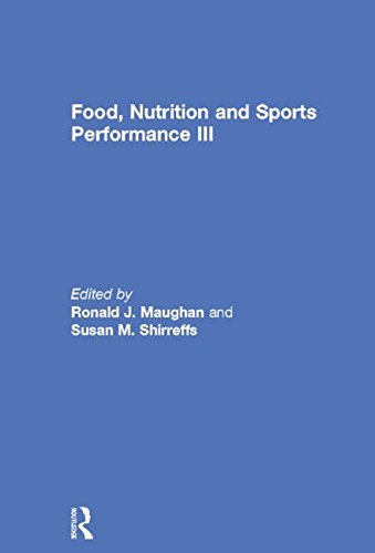 9781138850507: Food, Nutrition and Sports Performance III