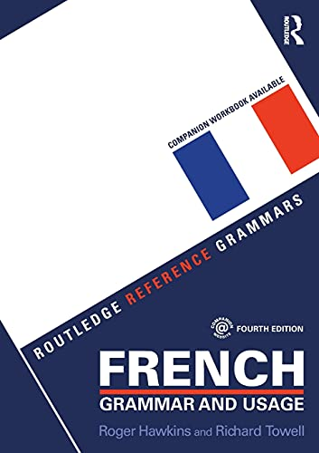 9781138851108: French Grammar and Usage