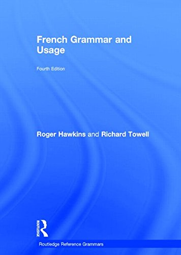 9781138851115: French Grammar and Usage