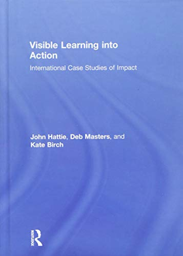 9781138853737: Visible Learning into Action: International Case Studies of Impact