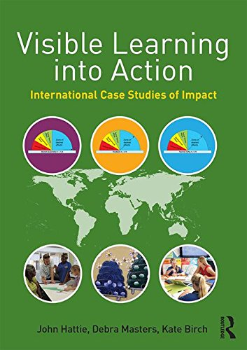 9781138853751: Visible Learning into Action: International Case Studies of Impact