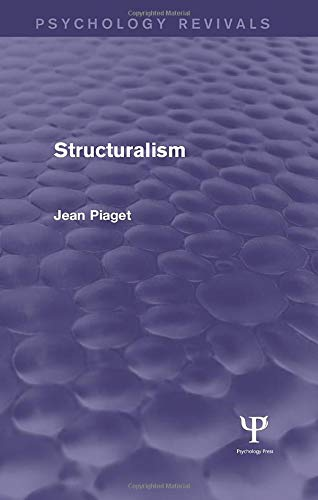 9781138854482: Structuralism