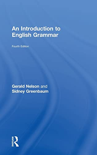 9781138855458: An Introduction to English Grammar