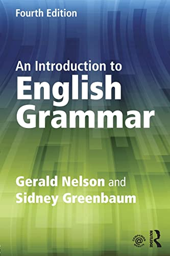 9781138855496: An Introduction to English Grammar
