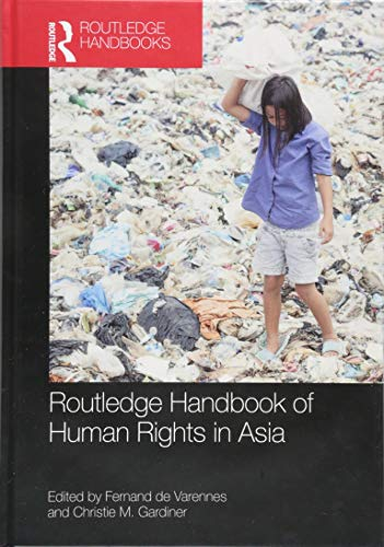 9781138855700: Routledge Handbook of Human Rights in Asia