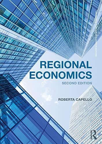 Regional Economics: Roberta Capello