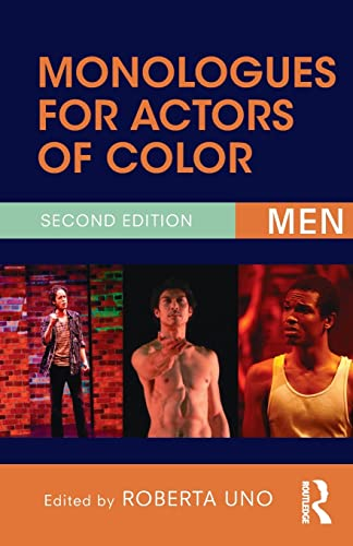 Monologues for Actors of Color: Men: Roberta Uno