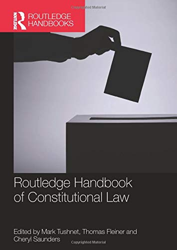 9781138857674: Routledge Handbook of Constitutional Law