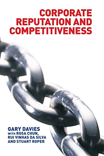 9781138861169: Corporate Reputation and Competitiveness