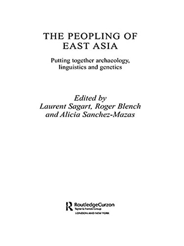 9781138862234: The Peopling of East Asia: Putting Together Archaeology, Linguistics and Genetics