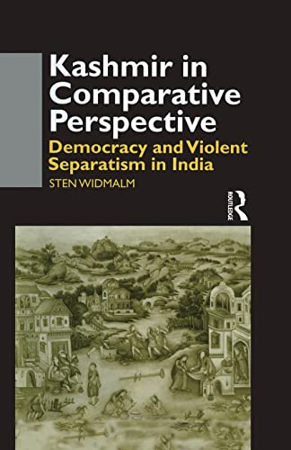 9781138862654: Kashmir in Comparative Perspective: Democracy and Violent Separatism in India