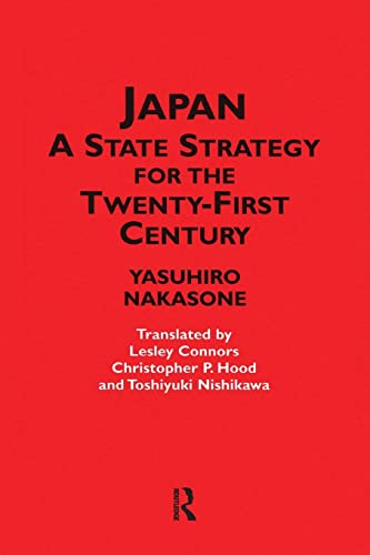 9781138862838: Japan - A State Strategy for the Twenty-First Century