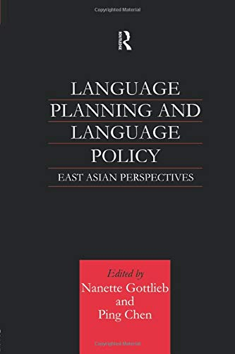 9781138863361: Language Planning and Language Policy: East Asian Perspectives