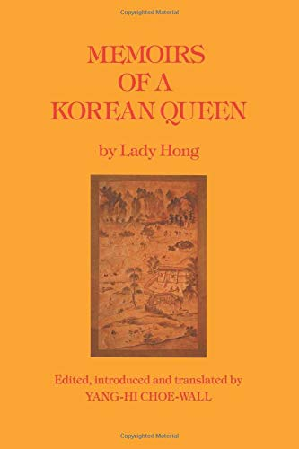 9781138863507: Memoirs Of A Korean Queen (Korean Culture)