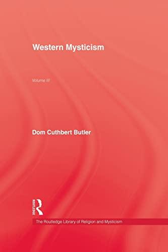 9781138863576: Western Mysticism