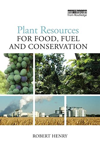 9781138866911: Plant Resources for Food, Fuel and Conservation