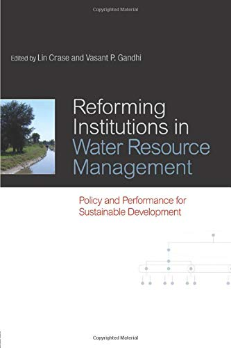 9781138866928: Reforming Institutions in Water Resource Management: Policy and Performance for Sustainable Development