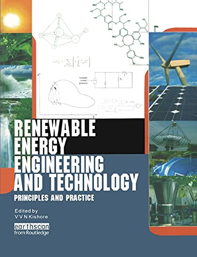9781138866980: Renewable Energy Engineering and Technology: Principles and Practice