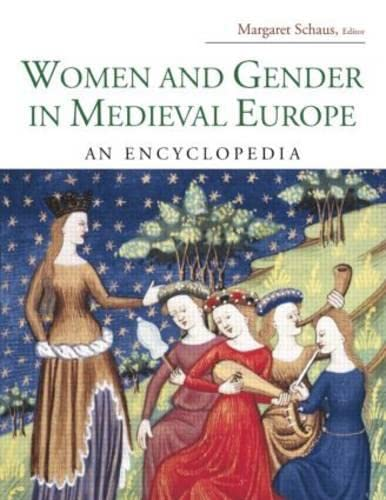 9781138867826: Women and Gender in Medieval Europe: An Encyclopedia (Routledge Encyclopedias of the Middle Ages)