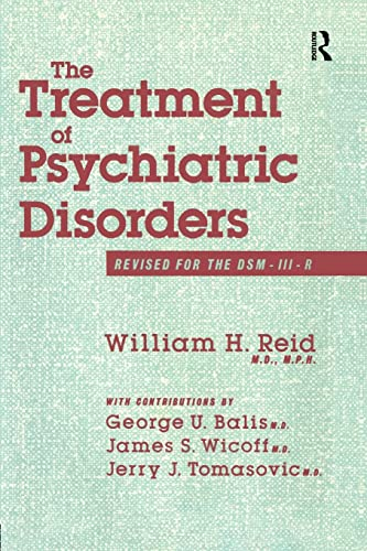 9781138869080: The Treatment Of Psychiatric Disorders