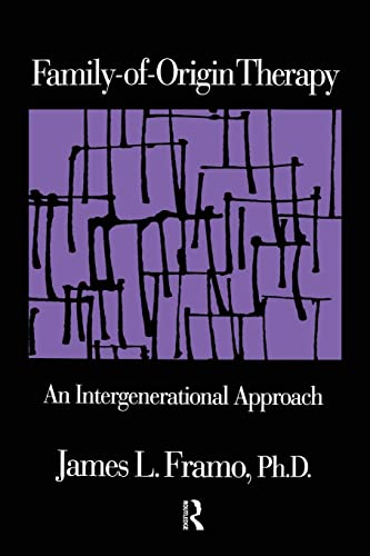 9781138869127: Family-Of-Origin Therapy: An Intergenerational Approach