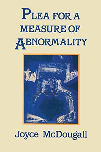 9781138869240: Plea For A Measure Of Abnormality