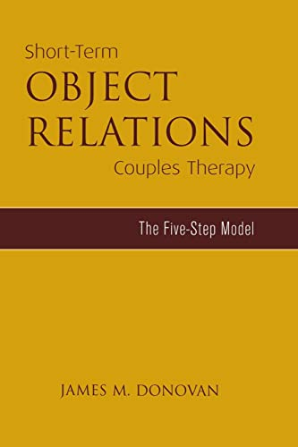 9781138869639: Short-Term Object Relations Couples Therapy: The Five-Step Model