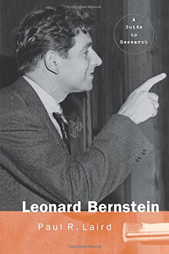 9781138870369: Leonard Bernstein: A Guide to Research (Routledge Music Bibliographies)