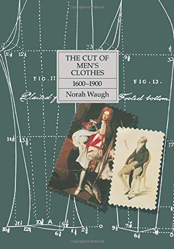 9781138870550: The Cut of Men's Clothes: 1600-1900