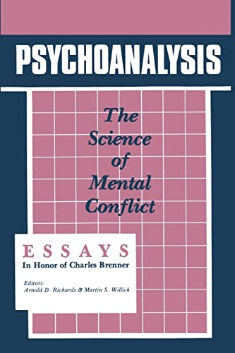 9781138872172: Psychoanalysis: The Science of Mental Conflict